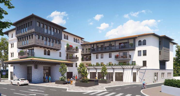 Anglet programme immobilier neuf «  n°217996 » en Loi Pinel