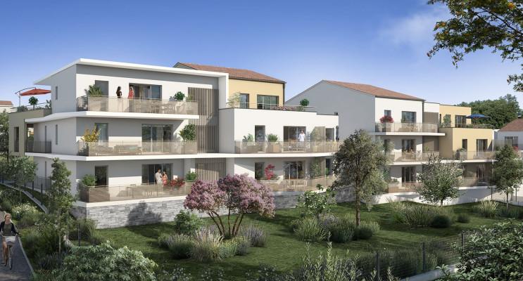 Meyreuil programme immobilier neuf « Résidence Terra Verde » en Loi Pinel