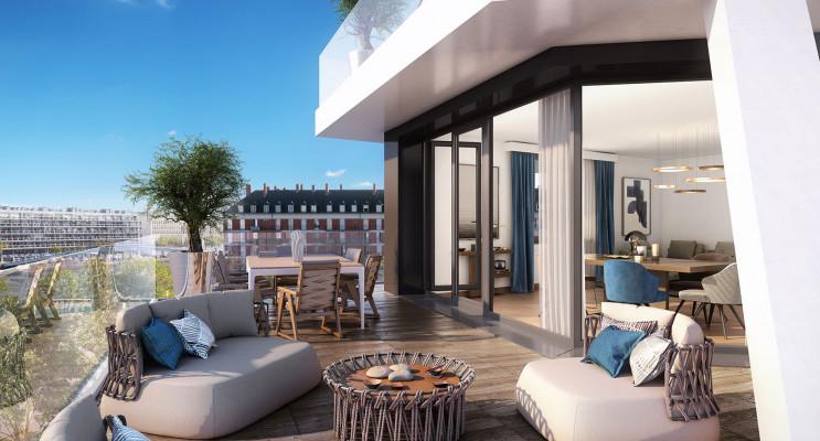 Le Havre programme immobilier neuf « Alta » en Loi Pinel