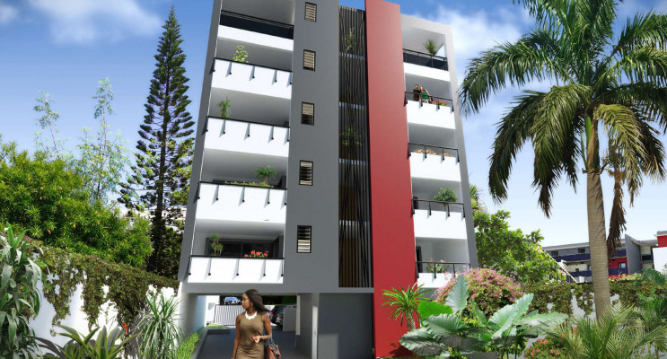 Saint-Denis programme immobilier neuf « Marc Antoine » en Loi Pinel