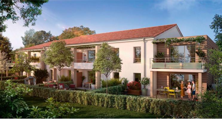 Pibrac programme immobilier neuf «  n°218124 » en Loi Pinel