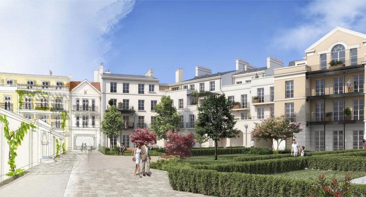 Serris programme immobilier neuf « Au temps du Faubourg » en Loi Pinel