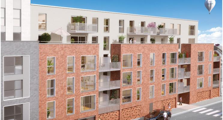 Roubaix programme immobilier neuf « Pixel 2