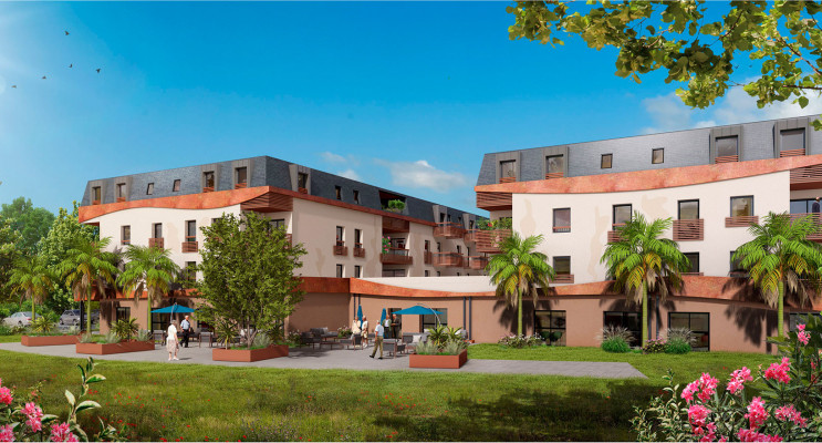 Tarbes programme immobilier neuf « Oh! Activ' »