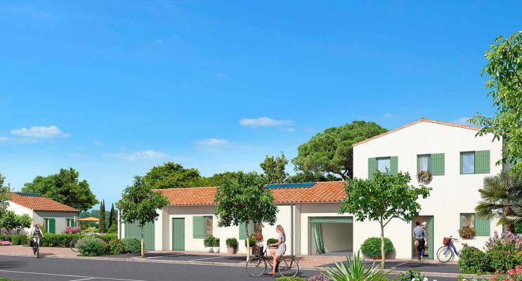 Saint-Georges-d'Oléron programme immobilier neuf « Côté Mer »