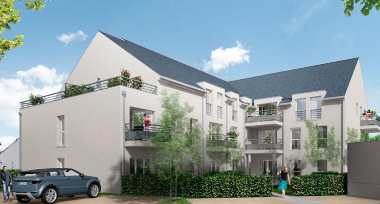 Larçay programme immobilier neuf « Les Caudalies » en Loi Pinel