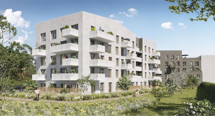 Saint-Cyr-l'École programme immobilier neuf « Accord Majeur » en Loi Pinel