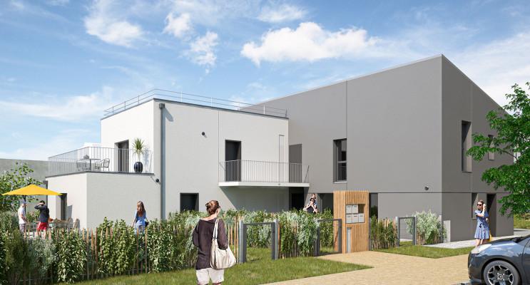Saint-Brieuc programme immobilier neuf « Les Villes Dorées »