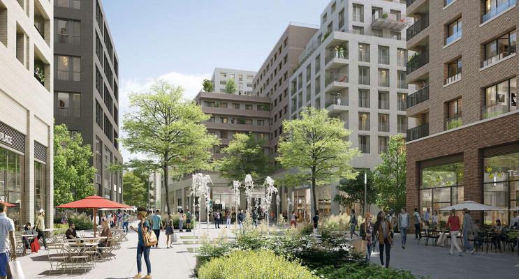 Bobigny programme immobilier neuf « Bobigny Coeur de Ville »