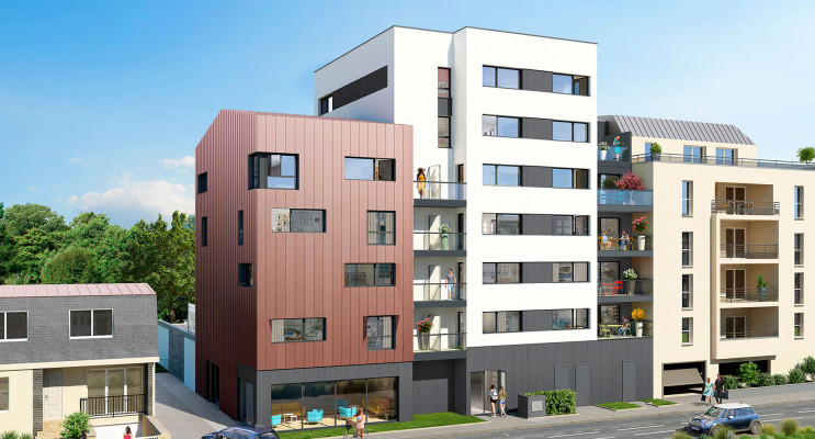 Rennes programme immobilier neuf « City Lodge »
