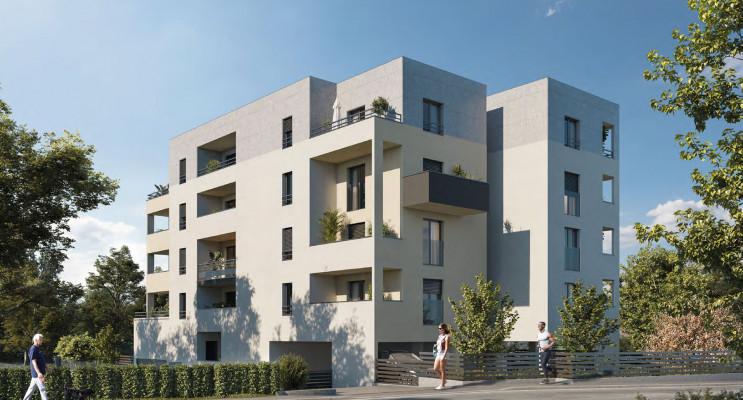 Cluses programme immobilier neuf « E Promi » en Loi Pinel