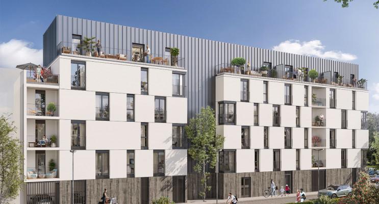 Le Havre programme immobilier neuf « Le Bélem » en Loi Pinel