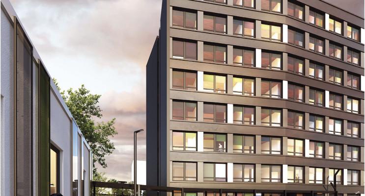 Villeneuve-d'Ascq programme immobilier neuf « Résidence Trémière 2 »