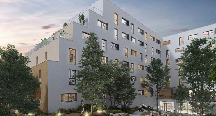 Fontainebleau programme immobilier neuf « Studio 8 »