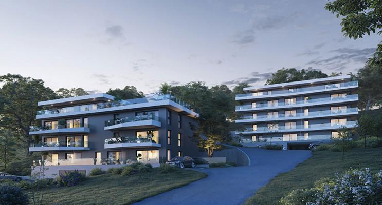 Évian-les-Bains programme immobilier neuf « Premières Loges » en Loi Pinel