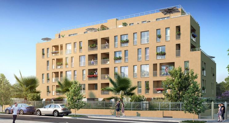 La Seyne-sur-Mer programme immobilier neuf «  n°218566 » en Loi Pinel