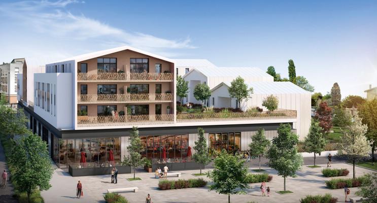 Villepinte programme immobilier neuf « Eden Green