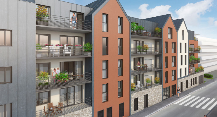 Chartres programme immobilier neuf « Carré Gabriel »