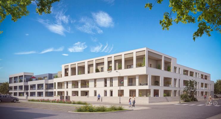 Bezannes programme immobilier neuf « Inspireo » en Loi Pinel