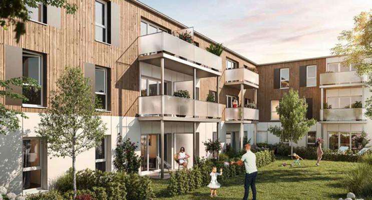 Armentières programme immobilier neuf « Orig In » en Loi Pinel