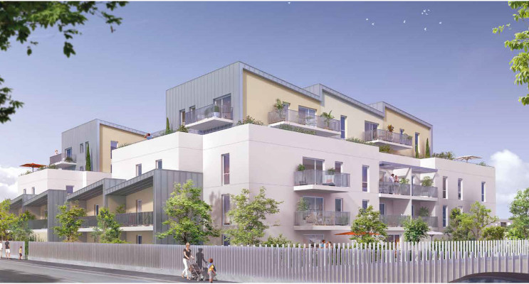 Angers programme immobilier neuf « Fabrik