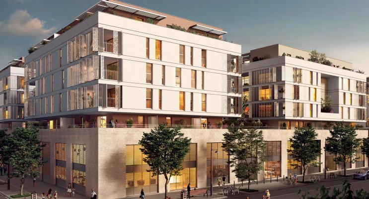 Montpellier programme immobilier neuf « Les Temps Modernes » en Loi Pinel