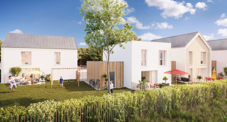 Troyes programme immobilier neuf « Le Bocage de Chomedey »