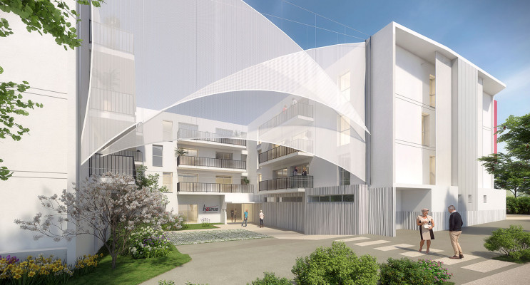 Royan programme immobilier neuf « La Grand Voile »