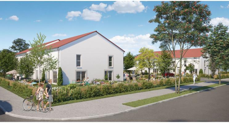 Neuves-Maisons programme immobilier neuf « Horizons »