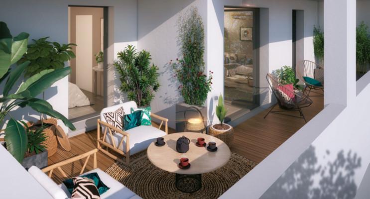 Toulouse programme immobilier neuf « West Side » en Loi Pinel