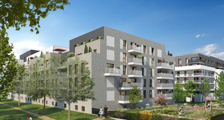 Bussy-Saint-Georges programme immobilier neuf «  n°218733 » en Loi Pinel