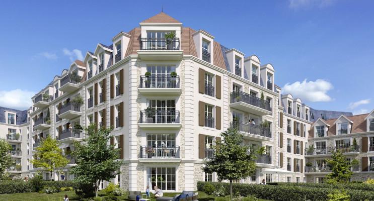 Villiers-sur-Marne programme immobilier neuf «  n°218738 » en Loi Pinel