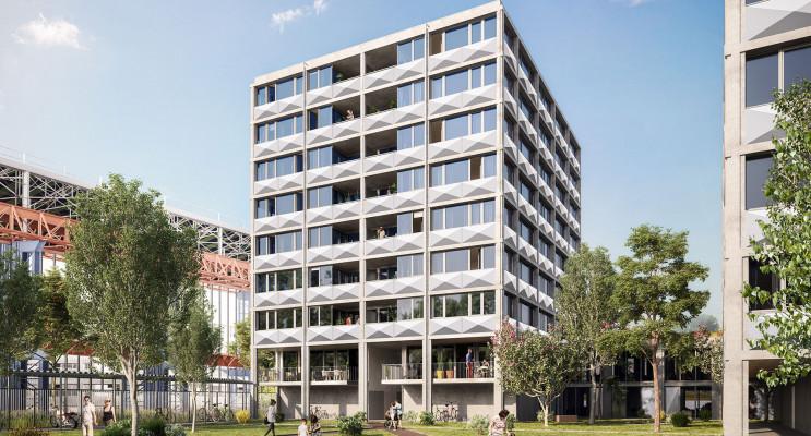 Lille programme immobilier neuf « Ekko
