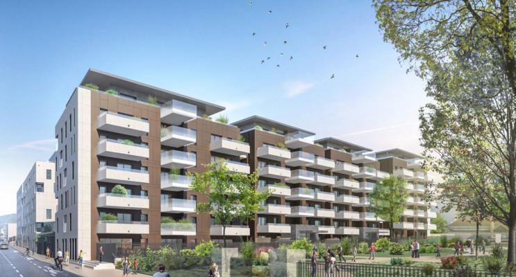 Clermont-Ferrand programme immobilier neuf « Les Allées Blatin - Tranche 2 » en Loi Pinel