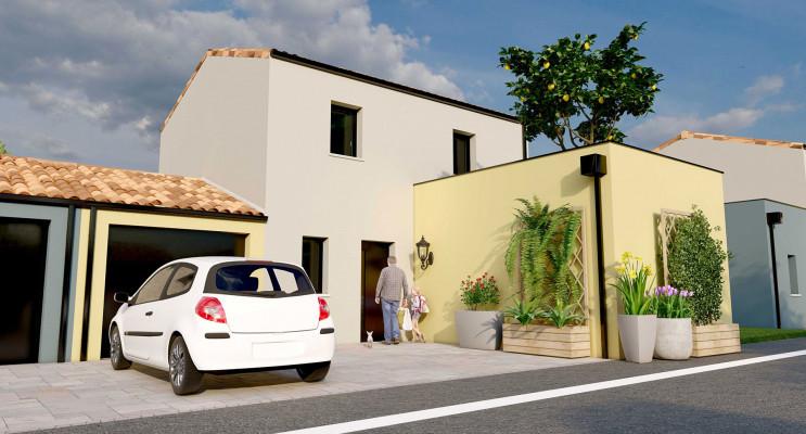 La Mothe-Achard programme immobilier neuf « Les Jardins de Marius »