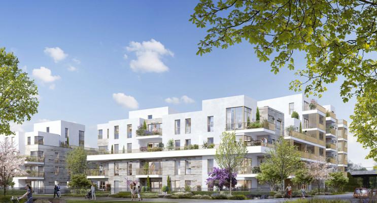 Meaux programme immobilier neuf « Belles Rives