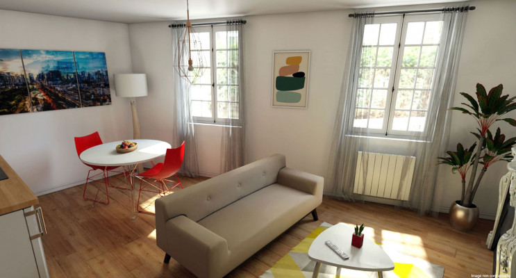 Angoulême programme immobilier neuf « Villa Equalisma »