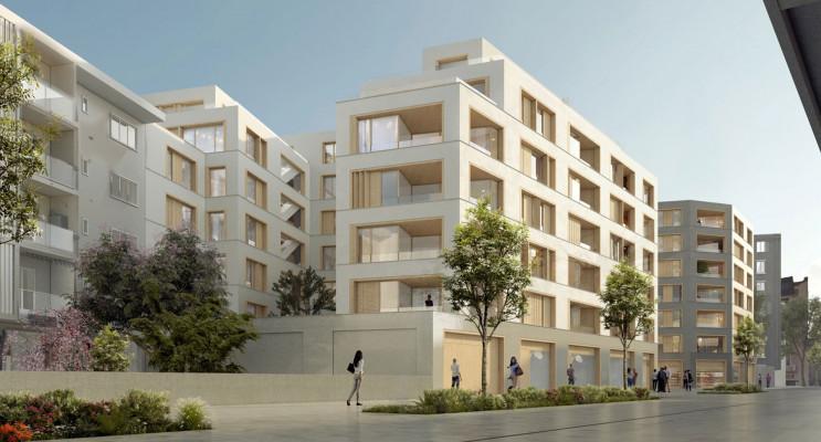 Annemasse programme immobilier neuf «  n°218811 » en Loi Pinel