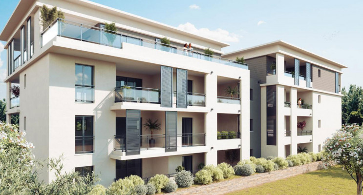 Porto-Vecchio programme immobilier neuf « Vignola 2 » en Loi Pinel