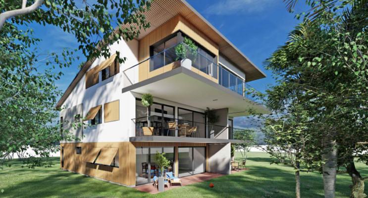 Saint-Paul programme immobilier neuf « Côté Ouest » en Loi Pinel