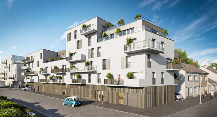 Saint-Nazaire programme immobilier neuf « Belluno » en Loi Pinel