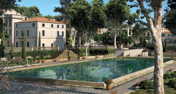Aix-en-Provence programme immobilier neuf « Harmonie