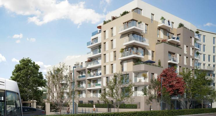Bobigny programme immobilier neuf « Le Belvédère