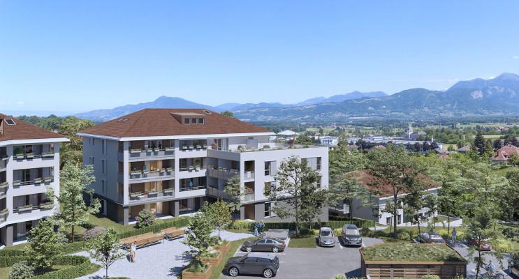La Roche-sur-Foron programme immobilier neuf « Via Rocca » en Loi Pinel