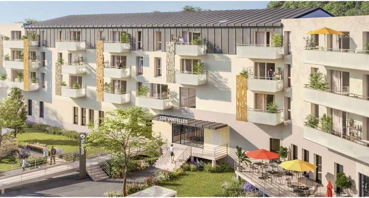 Plombières-lès-Dijon programme immobilier neuf « Les Vantelles »