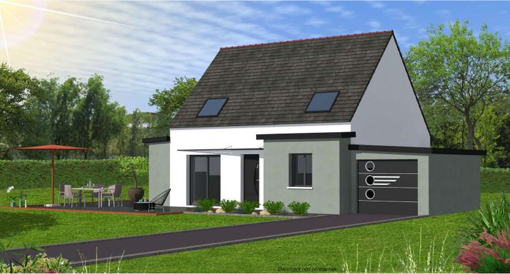 Brest programme immobilier neuf « Kerizag Vian »
