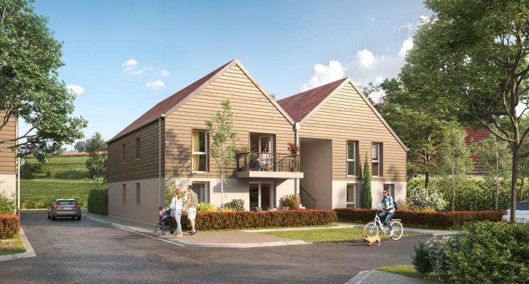 Méru programme immobilier neuf « Les Opalines » en Loi Pinel