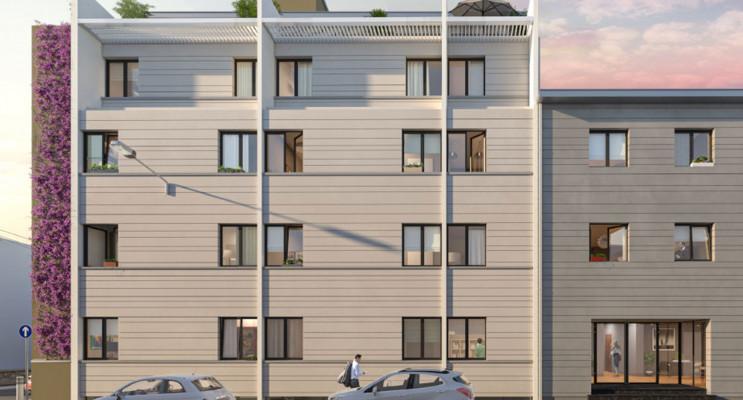 Reims programme immobilier à rénover « Résidence 31 2 » en Loi Pinel ancien
