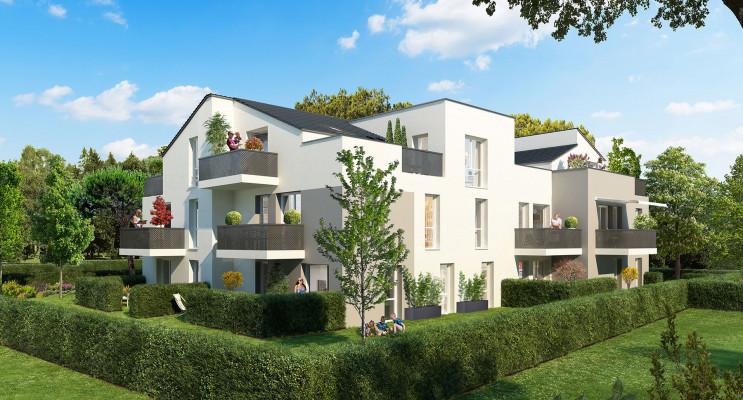 Boigny-sur-Bionne programme immobilier neuf « L'Orée du Parc » en Loi Pinel