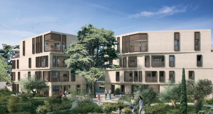 Montpellier programme immobilier neuf « Promesse » en Loi Pinel